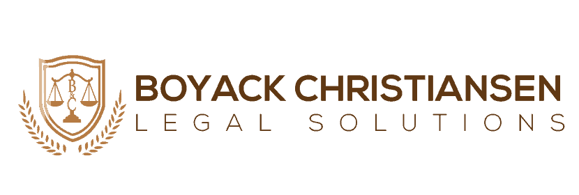 Boyack Christiansen Legal Solutions Logo