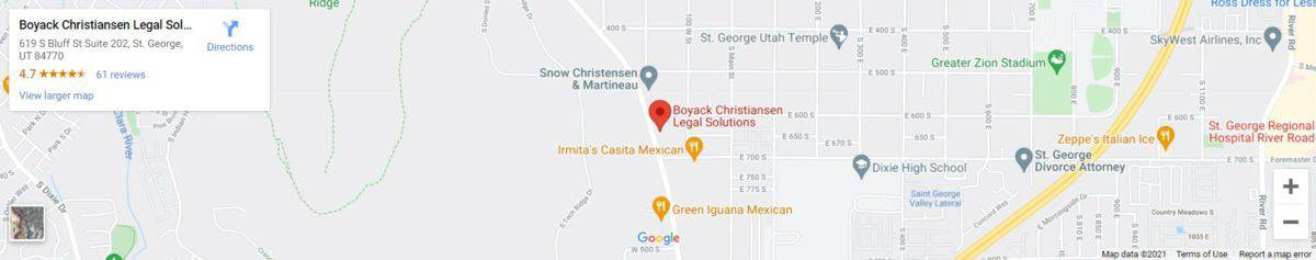 Family Law Attorney St. George UT